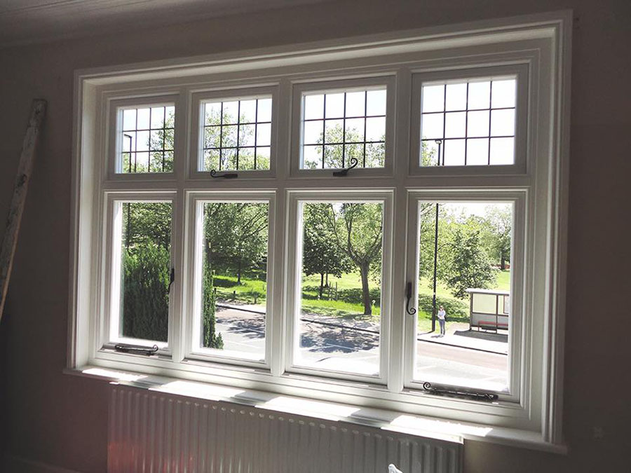 Flush Casement Windows Fb2