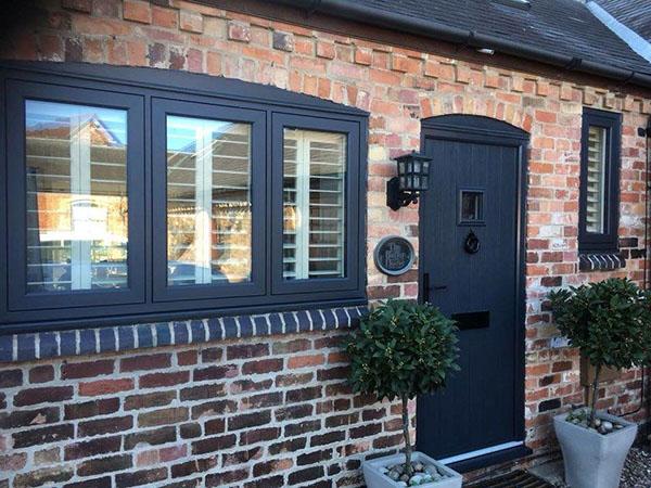 Timber Alternative Windows and Doors