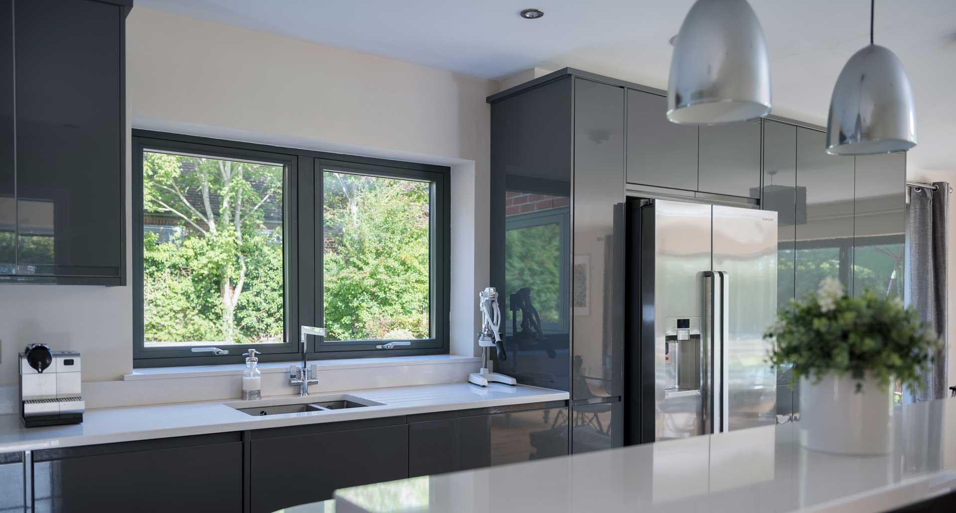 Flush Casement Windows Harpenden